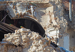 Norcia... senza altre parole - Norcia... no other words (Ola55) Tags: ola55 italy norcia earthqake terremoto chiesa church disastro disaster umbria italians bellitalia