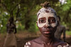 The Kara tribe from Dus (Omo Valley, Ethiopia 2014) (Alex Stoen) Tags: 1dx africa african alexstoen alexstoenphotography canon canoneos1dx creativelighting culture dus ef1635f28liiusm ethiopia geotagged kara natgeo nationalgeographicexpeditions omovalley paintedface pocketwizard portrait tradition travel tribes vacation offshoeflash