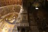 Cristo Pantocratore - Mosaici del XII secolo - abside del Duomo di Monreale (Cattedrale di Santa Maria Nuova)