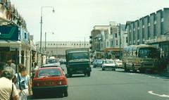 Paignton (1986) (J_Piks) Tags: lampposts streetlighting streetlights street road paignton devon