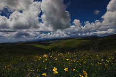 Podestaria (SophieHazel) Tags: nature green landscape mountain path montagna natura verde sky clouds nuvole
