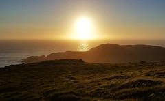Shegra 2 (Craig Sparks) Tags: shegra sheigra polin polinbeach beach scotland sunset mountains sea foam reflection craigsparks chongsparks