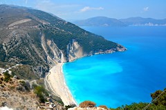 Myrtos Beach (plot19) Tags: beach kerfalonia greece plot19