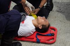 (Sebastian Astorga) Tags: calle ciudad desorden estudiantes marcha oposicion preseleccionelestimulo protestas represion urbana urbano venezuela violencia riots protests manifestations demonstrators police journalism