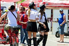 Police and Red Bull  #Mugello2017 #Scarperia e #SanPiero #Toscana #Italia . (rossolavico) Tags: europa europe italia italy italien firenze scarperia mugello circuito prato yamaharacing qualifiche essebiondetti tricolore squatritomassimilianosalvatore rossolavico filerawnef fileraw filerawnefconversionjpeg viewnx2users nikon nikond3100 camper motorcicles harley fan tifosi svizzeri suisse scarperiaesanpiero toscana parco verde motori competizioni foreste forest vr46 tende campeggiatori motociclisti colline greenhill arrabbiata vinales rossi dovizioso petrucci tifoso giallo cappellino young giovane business icecream girls sun sole