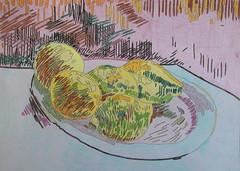 Plat d'agrumes - Van Gogh - 1887_0 (Luc II) Tags: vangogh