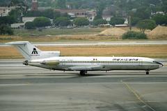 XA-MER Boeing 727-2Q4 Mexicana (pslg05896) Tags: xamer boeing727 mexicana lax klax losangeles