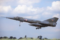 53 Cottesmore 20-7-2000 (Plane Buddy) Tags: 53 bz dassault mirage iv 4p french airforce cottesmore