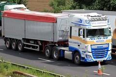 MGS Logistics Aberdeen Bulk Haulage 25th July 2017 (asdofdsa) Tags: hgv haulage transport trucks travel motorway m62 goole langhamjunction rawcliffebridge bulkhaulage tipper