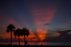 Pre Sunrise (robertjamesstarling) Tags: sunrise sea ocean clouds waves sand sky sun fort lauderdale