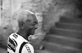 Old smile in Trinidad (Cuba).