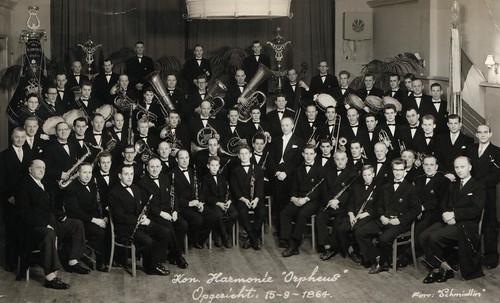 Harmonie Orpheus in 1959