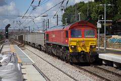 DBS 59202 West Ealing (daveymills31294) Tags: dbs 59202 west ealing class 59 592 db schenker