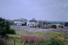 Mosley Common Colliery (ee20213) Tags: mosleycommoncolliery ncb coalmine abandoned disused
