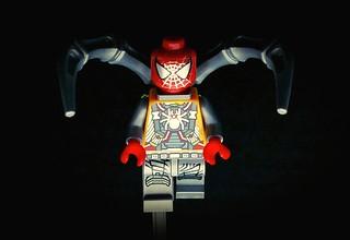 The Iron Spider (KreePverse)