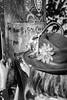 Empress Steampunk Safari (Miss Fortunate) Tags: empressthemecamp otherworld otherworldians burningmanvictoria teaparty monochrome blackandwhite bw