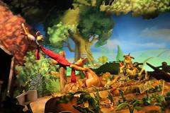 Disney World: Magic Kingdom - The Many Adventures of Winnie the Pooh (wallyg) Tags: amusementpark disneyworld fantasyland florida magickingdom orlando ride themanyadventuresofwinniethepooh themepark ablusterydayinhundredacrewood ablusteryday kanger roo waltdisneyworldresort baylake orangecounty