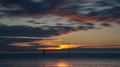 sunset, bulb (Ha-Jue) Tags: norderney sonnenuntergang sunset sigma24105 sonya99 nordsee bulb langzeitbelichtung sonyphotographing cloudsstormssunsetssunrises