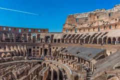 Colosseum Jet (Nick Koehler Photography) Tags: rome venice florence travel travelphotography streetphotography street explore adventure siena photography passion people landscape cityscape city citylife