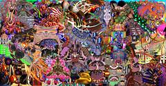 Mystic Impression of Unconscious Structure (virtual friend (zone patcher)) Tags: computerdesign digitalart digitaldesign design computer digitalabstractsurreal graphicdesign graphicart psychoactivartz zonepatcher newmediaforms photomanipulation photoartwork manipulated manipulatedimages manipulatedphoto modernart modernartist contemporaryartist fantasy digitalartwork digitalarts surrealistic surrealartist moderndigitalart surrealdigitalart abstractcontemporary contemporaryabstract contemporaryabstractartist contemporarysurrealism contemporarydigitalartist contemporarydigitalart modernsurrealism photograph picture photobasedart photoprocessing photomorphing hallucinatoryrealism abstractsurrealism surrealistartist digitalartimages abstractartists abstractwallart abstractexpressionism abstractartist contemporaryabstractart abstractartwork abstractsurrealist modernabstractart abstractart digitalabstract surrealism representationalart technoshamanic technoshamanism futuristart lysergicfolkart lysergicabsrtactart colorful cool trippy geometric newmediaart psytrance fractal fractalart fractaldesign 3dart 3dfractals digitalfiles