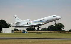 TC-OIL Dassault Falcon 7X (R.K.C. Photography) Tags: tcoil dassault falcon7x aircraft bizjets turkish 190 palmaliair londonlutonairport luton bedfordshire england unitedkingdom uk ltn eggw canoneos100d