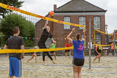 2017-07-15 Beach volleybal marktplein-3