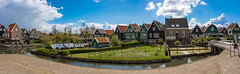 Marken (ben_leash) Tags: blue marken netherlands noordholland northholland holland dutch town houses roofs traditional