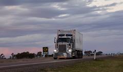 AJ Freighters (quarterdeck888) Tags: trucks transport semi class8 overtheroad lorry heavyhaulage cartage haulage bigrig jerilderietrucks jerilderietruckphotos nikon d7100 frosty flickr quarterdeck quarterdeckphotos roadtransport highwaytrucks australiantransport australiantrucks aussietrucks heavyvehicle express expressfreight logistics freightmanagement outbacktrucks truckies kenworth container containerskels kenwortht904 t904 aj ajfreighters
