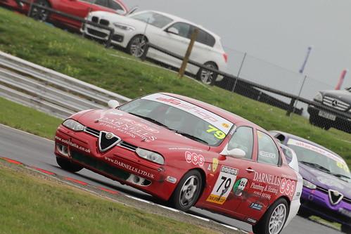 Alfa Romeo Championship - Snetterton 2017