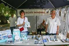 Holgate Windmill at West Bank Park summer fair 2017 - 1