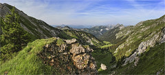 Roggentaljoch (Robbi Metz) Tags: deutschland germany bayern bavaria ammertal alpen roggentaljoch landschaft landscape natur nature berge mountains canoneos