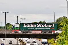 Eddie Stobart 'Caitlin Christine' (stavioni) Tags: esl eddie stobart truck trailer volvo fh fh4 460 lorry caitlin christine h4750 kx66ncz