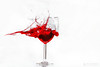 Let's Get Smashed ... (RichardBeech) Tags: highspeed action smashed smashing wine glass shatter liquid spill splash canon canon5dmarkiii sigma15028macro speedlite 580exii breaking broken destruction letsgetsmashed fridayfeeling schoolsout airpistol whitebackground