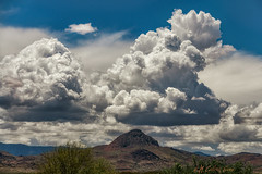 "Moonsoon Clouds (inlightful) Tags: clouds sky outdoors nature weather storm monsoon southwest ""new mexico"" cumulonimbus ""socorro county"""