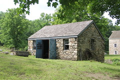 Waterloo Village - Blacksmith (Itinerant Wanderer) Tags: newjersey sussexcounty waterloovillage
