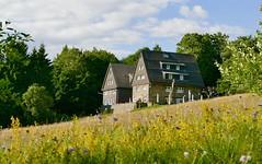 Das Meißnerhaus (Werraman) Tags: meisner fz1000 nordhessen geonaturparkfrauholleland grimm heimat meisnerhaus