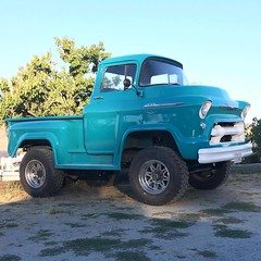 Short-Tall Truck Complete (thorssoli) Tags: chevrolet chevy shorttall truck pickup cabover coe caboverengine