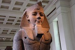 Who Else But Ramses (meg21210) Tags: ramsesii ramses egyptian sculpture pharaoh museum britishmuseum statue london england uk greatbritain huge massive grandscale egypt ancient bm art