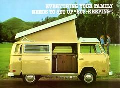 1979 Volkswagen Campmobile Bus (aldenjewell) Tags: 1979 volkswagen vw bus campmobile camper brochure