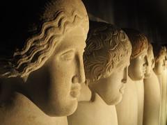 Musée national du Liban (Beyrouth) : 31 gisants de Saïda (Bagolina) Tags: gisantdesaïda sidon mort muséenationalduliban liban beyrouth