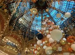 Galeries Lafayette (CarlosLuso) Tags: paris france galeries lafayette