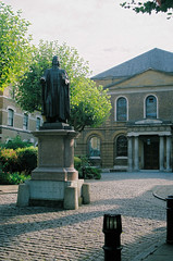 Wesley's Chapel (Matthew Huntbach) Tags: wesleyschapel cityroad london ec1 methodist johnwesley