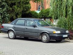 1992–94 Ford Tempo GL Sedan (P36) (junktimers) Tags: 1992–94 ford tempo gl sedan p36