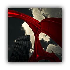 L'araignée La Défense (jldum) Tags: sculpture sculpteur paris ladéfense art artist artistic artiste architecture architect architecte building batiment sony sonyilca99m2