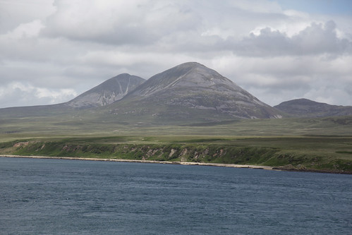 Paps of Jura from Port Askiag