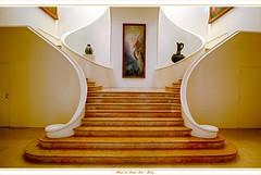 """""""Musée des Beaux-Arts"""" - Nancy (Meurthe-et-Moselle, Lorraine, France) (LauterGold) Tags: treppe mban nancy muséedesbeauxarts museum museumderschönenkünste escalier stair escaleros placestanislas unescoworldheritage hdr"""