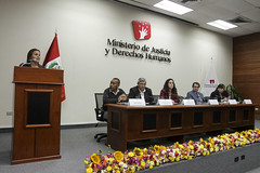 "Ministra inauguró ""V Congreso de la Coordinadora Nacional de Afectados por la Violencia Política"" • <a style=""font-size:0.8em;"" href=""http://www.flickr.com/photos/156664909@N08/35846920336/"" target=""_blank"">View on Flickr</a>"