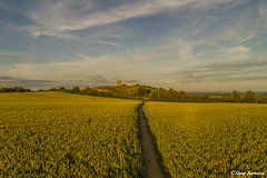 Up top Billinge (Steve Samosa Photography) Tags: billinge sthelens drones farming farmland england unitedkingdom gb