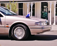 'CR1' Ford LTD (CR1 Ford LTD) Tags: car government limo aussie new zealand prime minister official state dc ford ltd