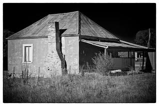 Wattle Flat old house